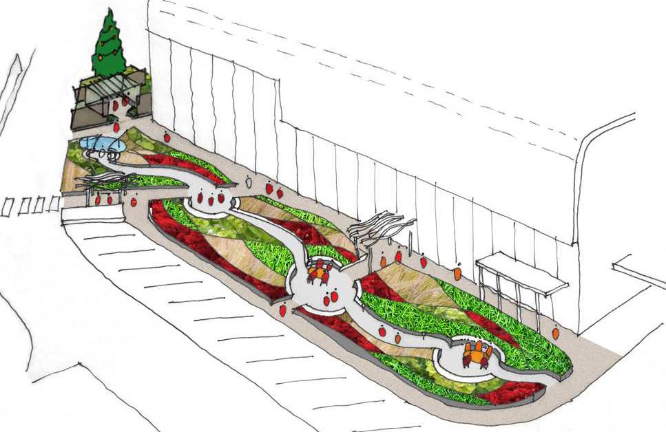 Office Landscaping Scheme