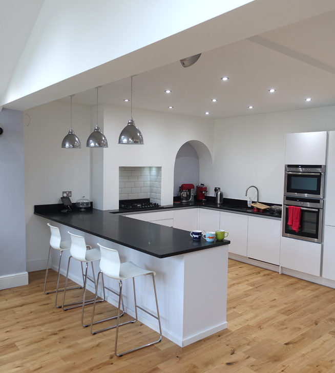 Open Plan Kitchen Diner Harborne The General