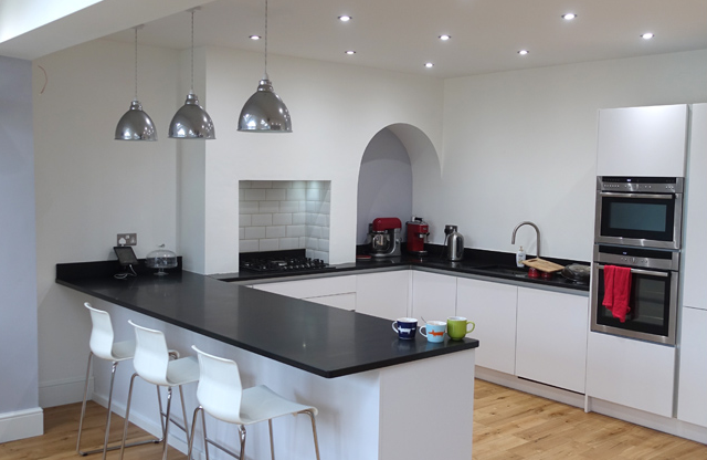 Open Plan Kitchen Diner, Harborne