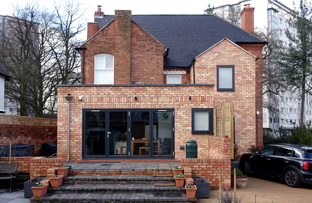 Two Storey Rear Extension, Sutton Coldfield