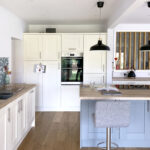 Open Plan Kitchen, Diner And Playroom
