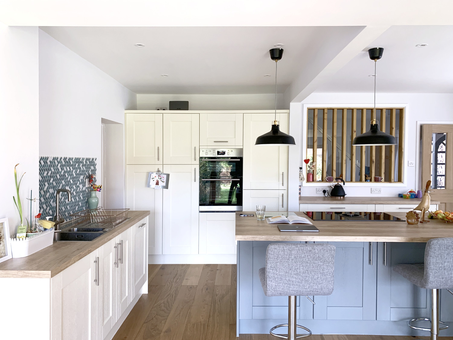 Open Plan Kitchen Diner And Playroom The General Architecture Company Ltd