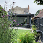 Modernist Rear Extension To Victorian Terrace