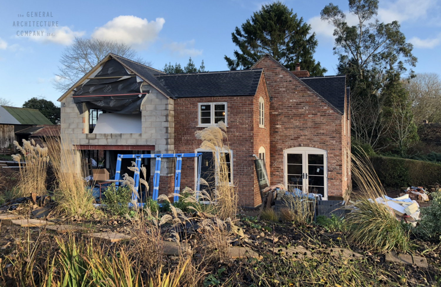 Project Update From Eccleshall, Stafford