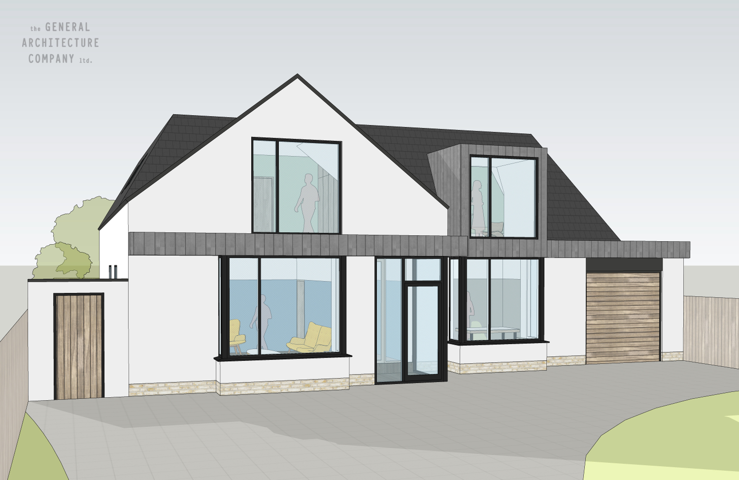 Bungalow Extension And Modernisation In Streetly, Sutton Coldfield